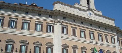 Palazzo di Montecitorio Commissione di bilancio