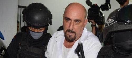 Serge Atlaoui, le 1er avril dernier./ Source AFP