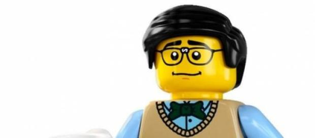 "A ""professor of Lego"" at Cambridge University"