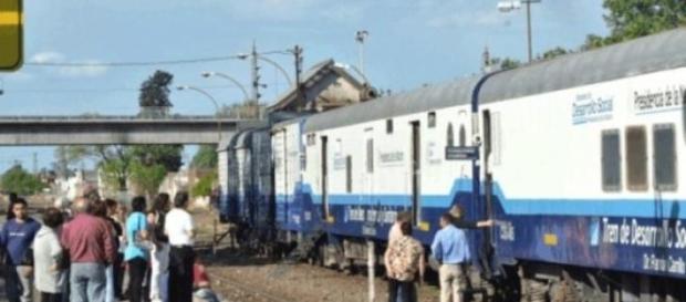 Córdoba: el tren estará desde hoy hasta el sábado