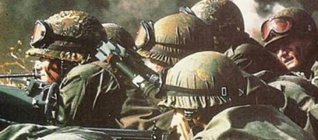 Guerra sangrenta confrontou argentinos e ingleses