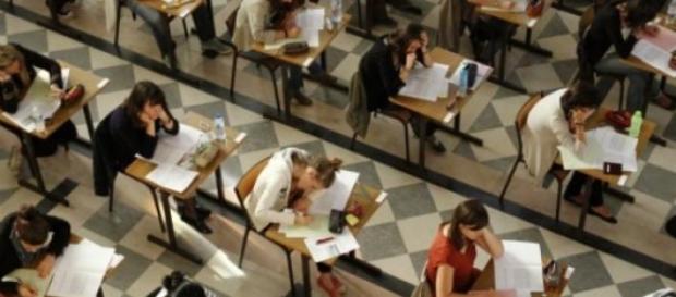 Le baccalauréat à l'épreuve d'Internet