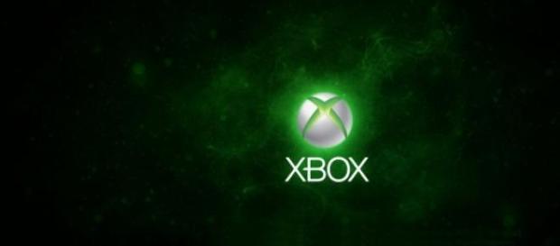 Logo publicitario de la Xbox