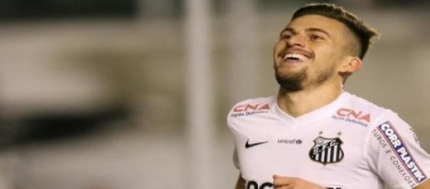 Lucas Lima perto de assinar pelo FC Porto.