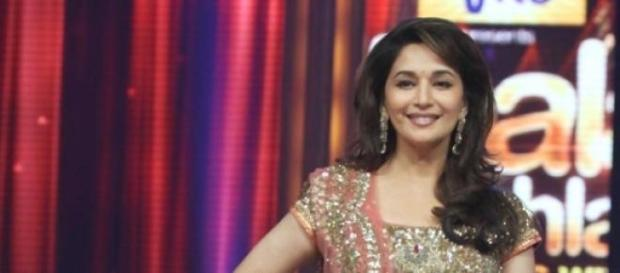 Madhuri Dixit teaches dance yoga with DWM app
