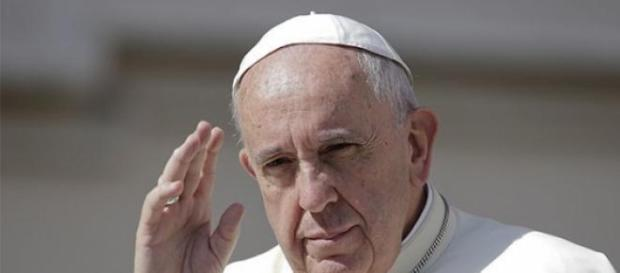 Papa Francisco saluda a la madre naturaleza