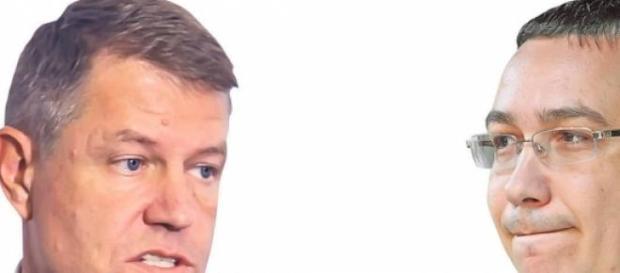 Președintele îl cheamă la muncă pe Ponta