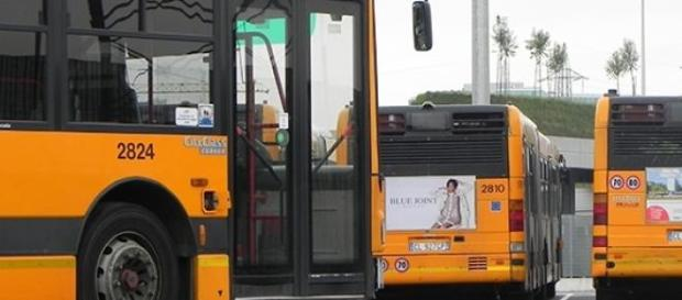 Sciopero trasporti pubblici a Milano e Roma