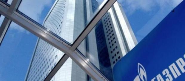 Sediul Gazprom, lider mondial al gazelor naturale