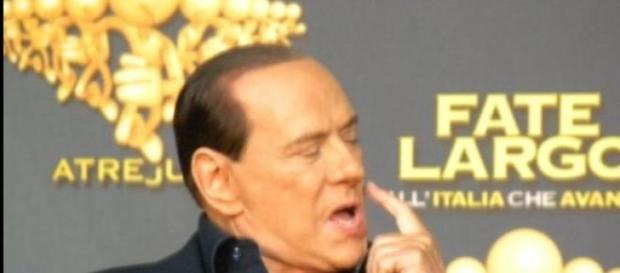 Silvio Berlusconi - foto Simona Pagliarini