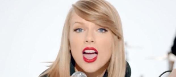 Taylor Swift é a princesa da pop.