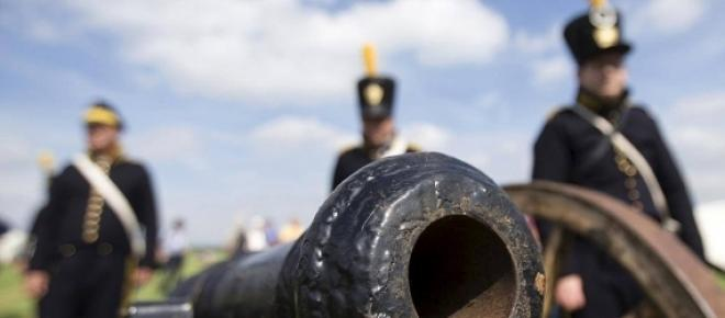 The 200th anniversary of the Battle of Waterloo