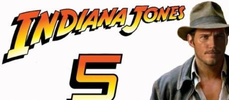 Chris Pratt será o novo Indiana Jones?