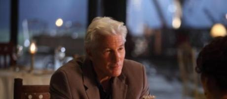 Richard Gere in Marigold Hotel