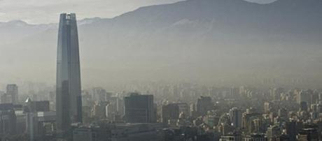 Santiago de Chile en alerta climática