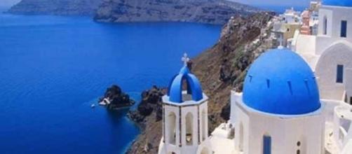 Beauté des paysages grecs
