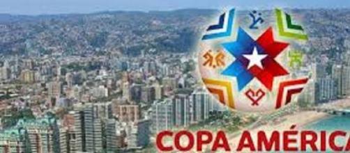 Bolivia - Cile  quarti di Finale Copa America
