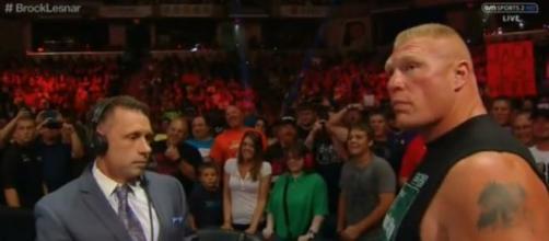 Brock s'est excusé... mais il ne pardonnera pas !