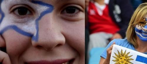 Copa America / Chili - Uruguay en 1/4 de finale !