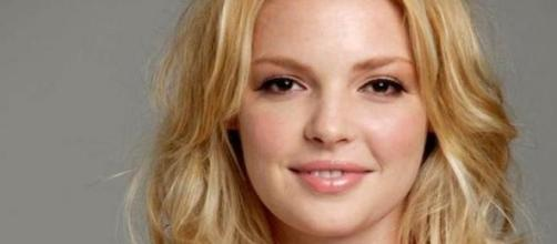 Katherine Heigl alias Izzie dans Grey's Anatomy.