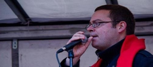Raoul Hedebouw est le porte-parole du PTB.