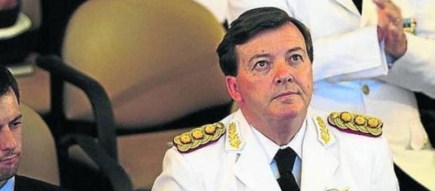 César Milani solicitó su pase a retiro