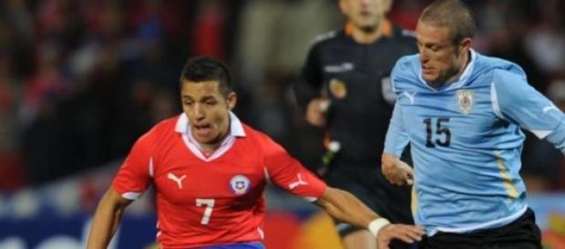 Chile y Uruguay, frente a frente de nuevo