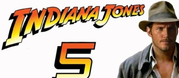 Chris Pratt será o novo Indiana Jones?