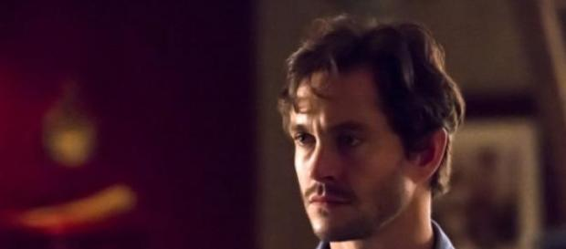 Hugh Dancy starrs as Will Graham in 'Hannibal'.