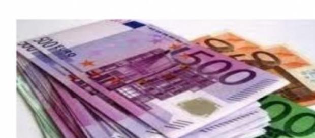 I soldi e gli euro in Italia