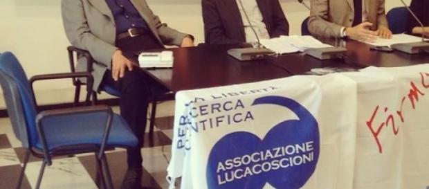 """L'associazione Coscioni durante """"Eutanasia Legale"""""""