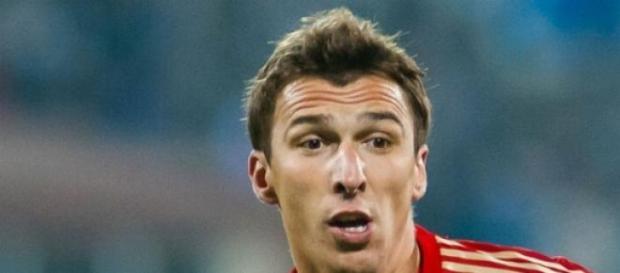 Mandzukic é o novo reforço da Juventus