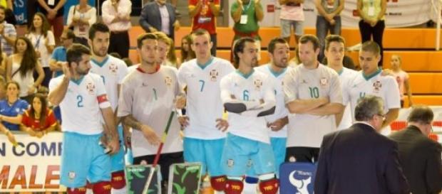 Portugal vai tentar hoje o 1º lugar no Grupo C