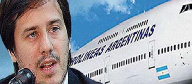 Recalde, presidente de Aerolíneas Argentinas