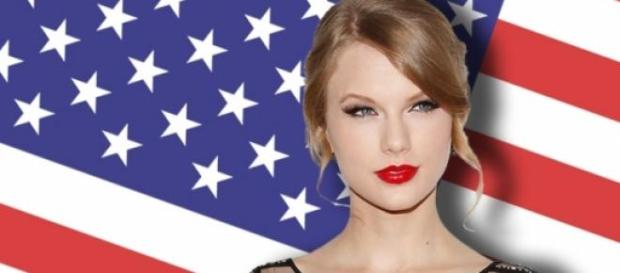 Taylor Swift é a princesa da pop.