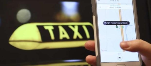 uberisation et taxi - probleme economique