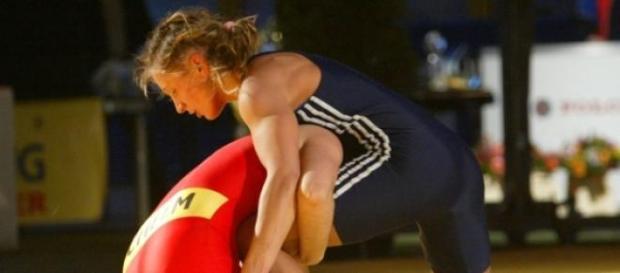 Walka zawodniczek na Igrzyskach Olimpijskich