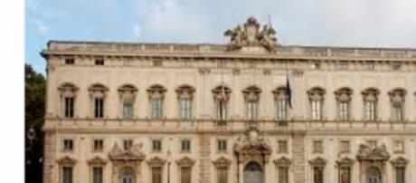 Corte Costituzionale, Palazzo della Consulta