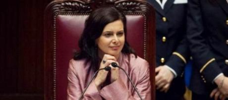 Riforma pensioni, intervento di Laura Boldrini