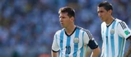 Argentina - Colombia, quarto finale Copa America
