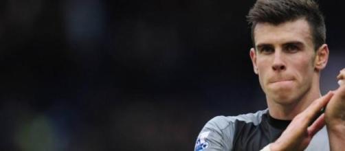 Bale est toujours à Tottenham.