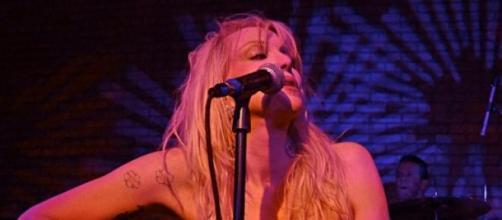 Courtney Love quiere dedicarse a la actuación