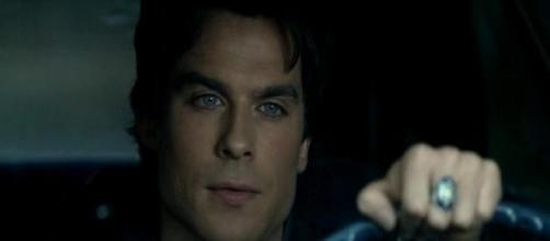 Damon fuori controllo senza la sua Elena.