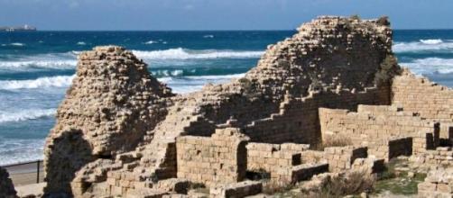 Fortificación filistea de Ashdod-Yam