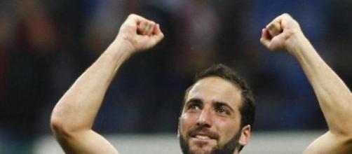 Higuain, ipotesi di calciomercato per il Milan