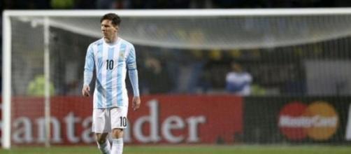 La escasa efectividad de la Selección Argentina