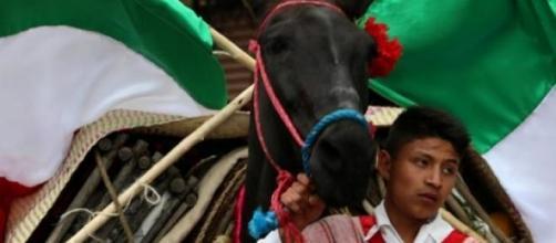 Las Mulas. Foto: Quetzalli Blanco