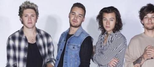 Les quatre membres des One Direction.