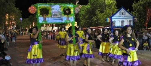 Marchas Populares em honra de Santo António