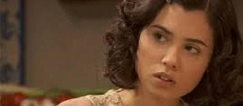 Maria confessa la gravidanza a Fernando.